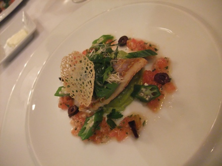 アジュール 魚