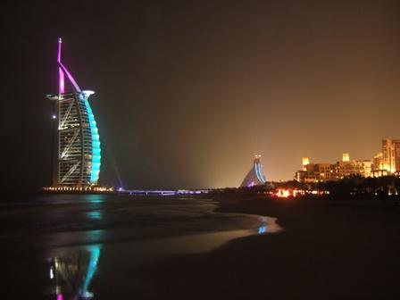 夜のバージュアルアラブ2