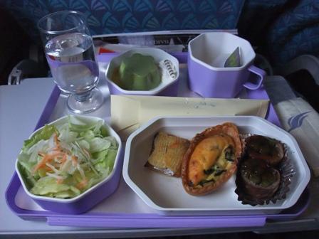 機内食 トリオ