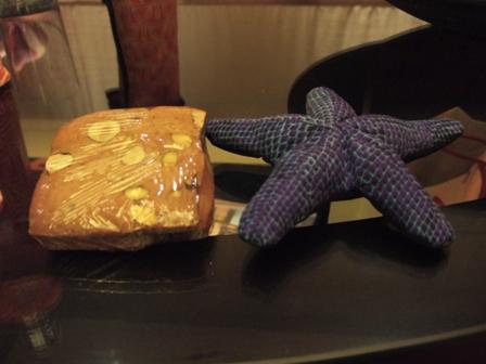 クッキーとヒトデ