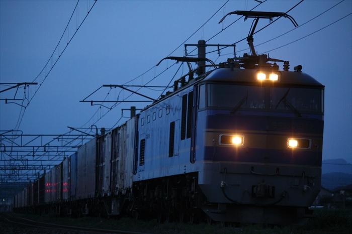 4096レ EF510-502