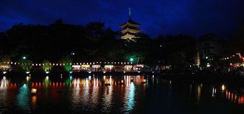采女祭り 風景
