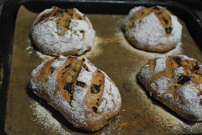 2010.10.11フルーツパン