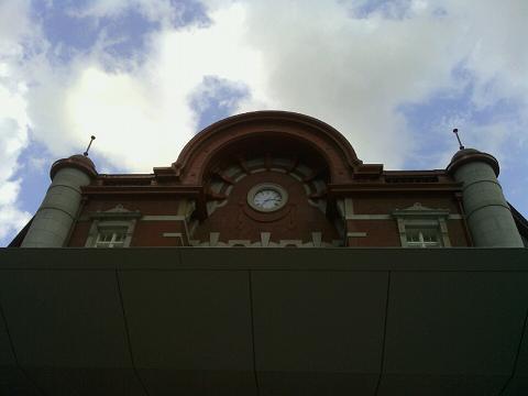 丸の内中央口