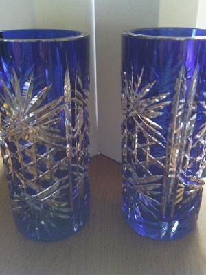 切り子花瓶