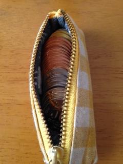 貯金コインケース