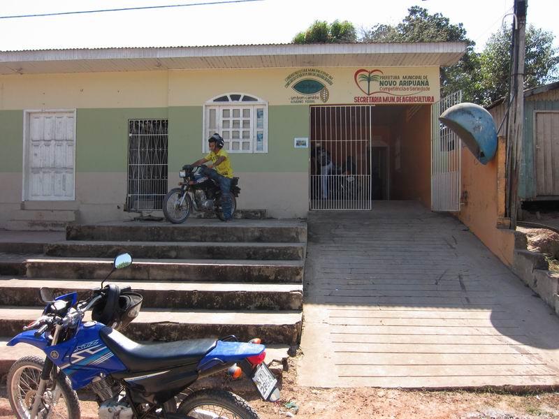 ノボアリプアナン農業局