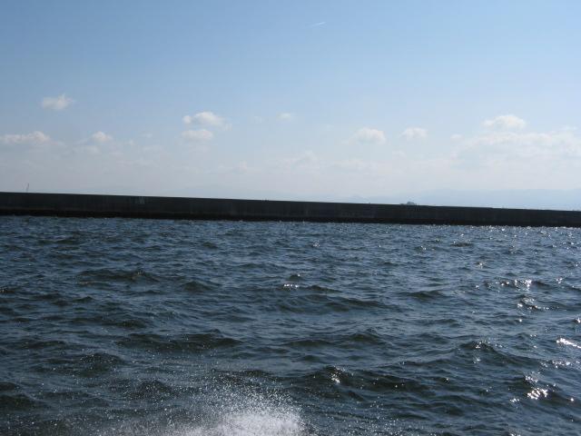 渡船からの風景 その1♪