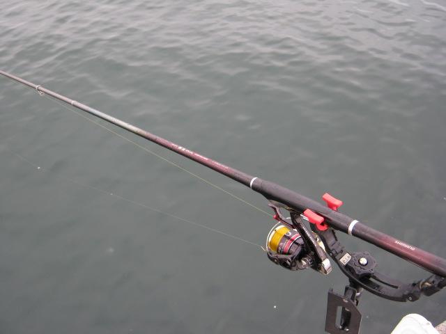 本日の釣場♪