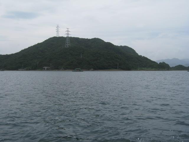 帰りの船からの風景 その3♪