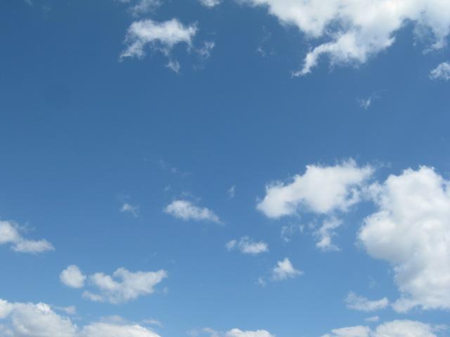 いい天気\(^o^)/