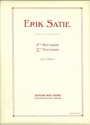 Satie NocturnNO.5