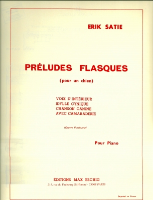 Satie Prelude Flasques