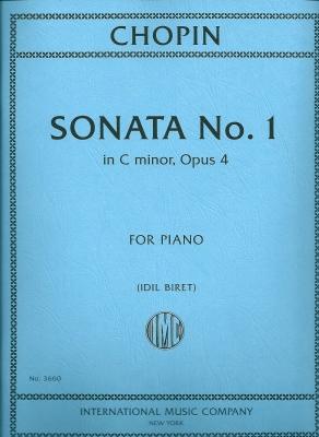 Chopin Sonata Op.4