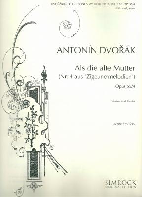 Dvorak Op55-4