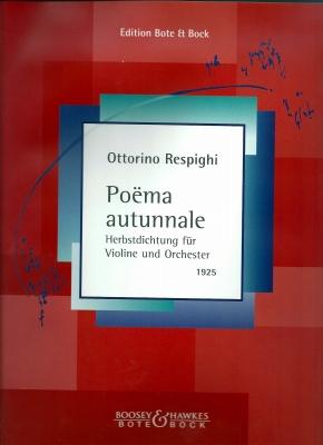 Poema Autunnale