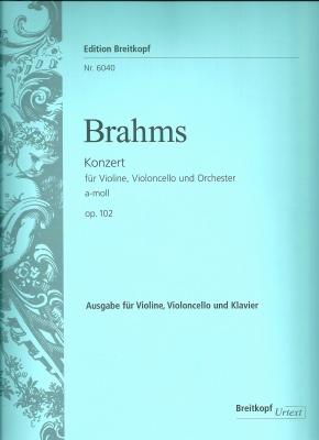 Brahms Op.102ブログ