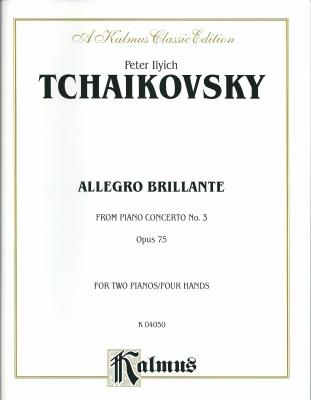 TchaikovskyAllegro Brillante
