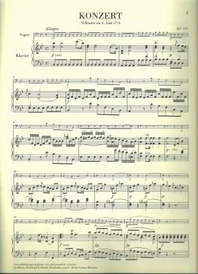 Mozart Fg Con 2