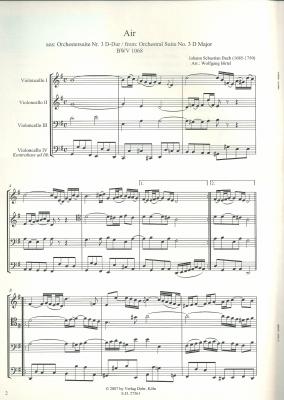Bach Air2Blog