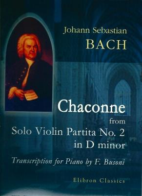 Bach Busoni Blog