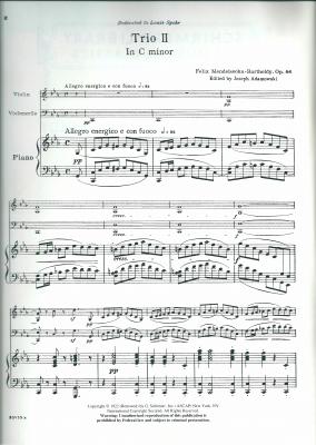 Mendelssohn Op662Blog