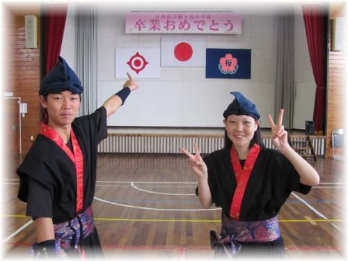 卒業演舞2