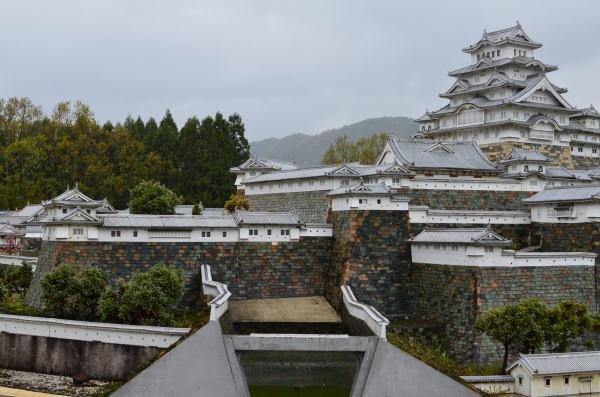 ミニ姫路城