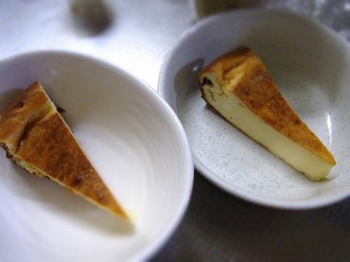 1チーズケーキ