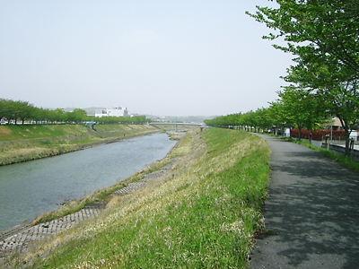 三田武庫川サイクリングロード