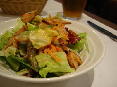 10品目サラダ
