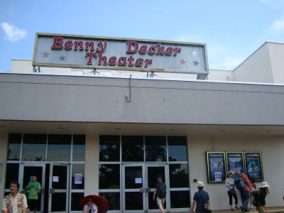 Benny Decker Theater