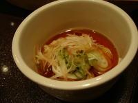 凌ぎ 素麺