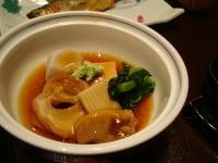加賀の伝統 夏鴨の治部煮