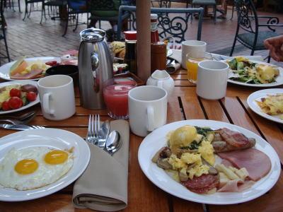 ハイアットリージェンシー 朝食
