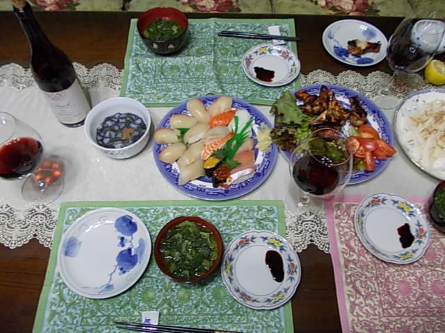 Dinner 20131215