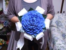 花冠のブログ-ローズメリアのブーケ