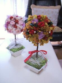 お花のある暮らし プリザーブドフラワーのお教室 「花冠 はなかんむり」のブログ