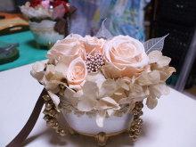 お花のある暮らし プリザーブドフラワーのお教室「花冠はなかんむり」のブログ