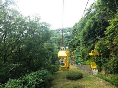 須磨浦山上遊園リフト