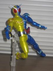 MG FIGURERISE仮面ライダーWルナトリガー(ジャンプ撃ち)