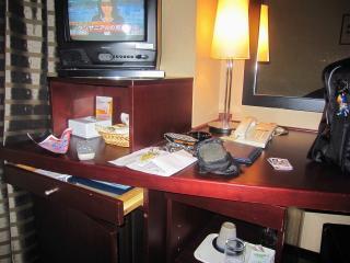 ホテルコムズ銀座の客室1
