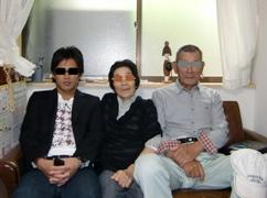 夫の両親と長男