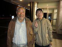 (左から)Kさん(いつも撮影ありがとうございます!!)、G籐さん