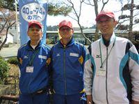 (左から)S田さん、T山さん、Y川さん