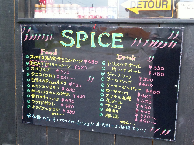 SPICE。