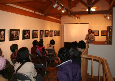 talk mr.ushiyama