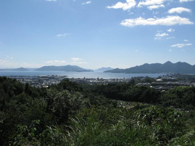 宮島俯瞰1