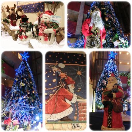 クリスマスらしく