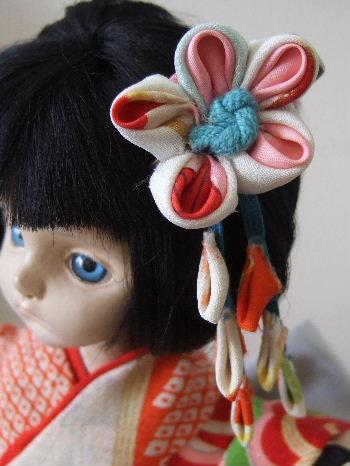 髪飾り tumsmi